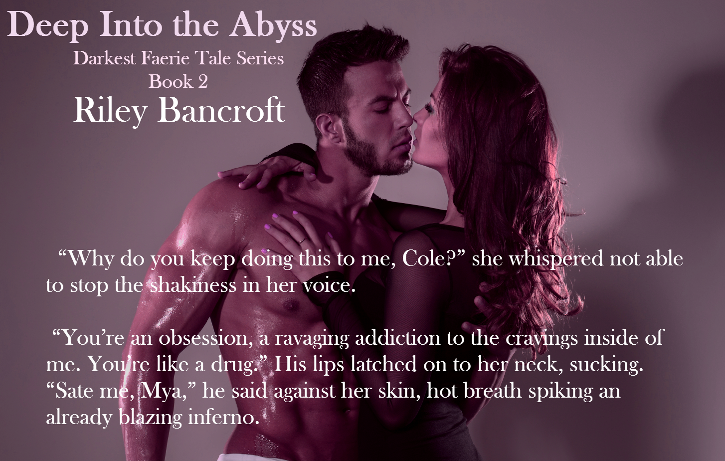 dark erotic romance   Riley Bancroft